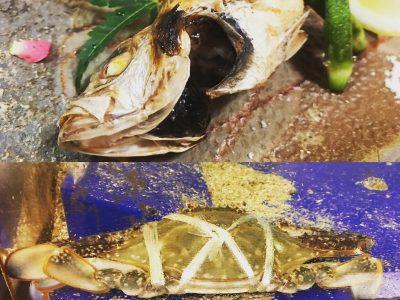 のどぐろ&渡り蟹祭り♬